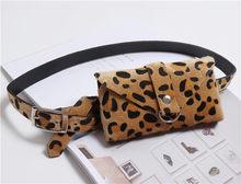 Mihaivina, высокое качество, поясная сумка для женщин, поясная сумка с леопардовым принтом, поясная сумка для путешествий, маленькая сумка для те...(Китай)