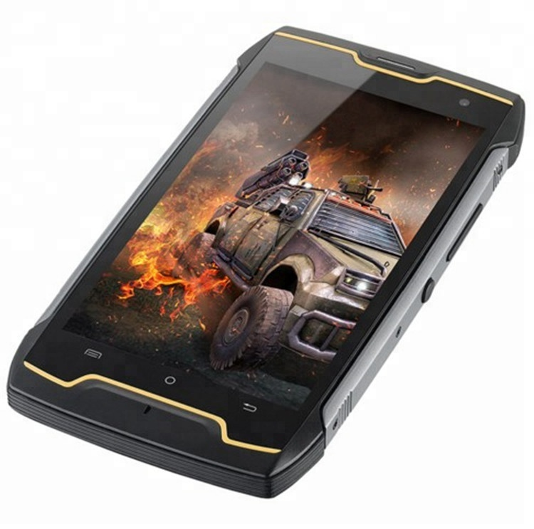 4400mAh Cubot Kingkong 5.0 inch Triple Proofing Phone MTK6580 Quad Core 2GB+16GB dual <strong>sim</strong> unlocked Android 7.0 3G Smartphone