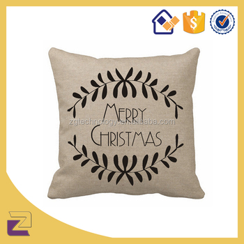 New Design Christmas Decoration PillowcasesNaughty And Cute New Decorate Pillow Cases