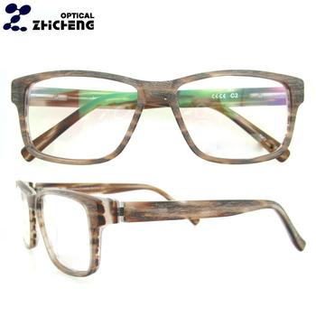 3bf496e1f Moda óculos de acetato de designer italiano óculos óculos espetáculo quadro  clássico com ...