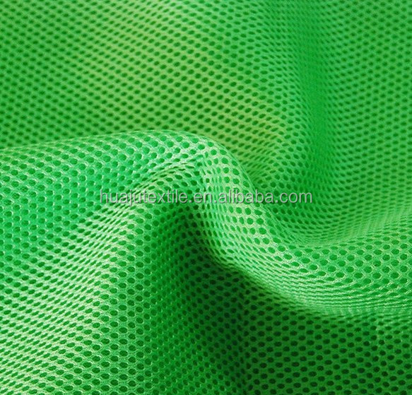 China factory Tricot Elastic Mesh Fabric