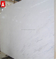 New cream quarry polished volakas white marble mable tiles