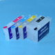Empty Cartridge T2521-T2524 Refillable Ink Cartridge For Epson wf-3620 wf3640 wf-7610 wf-7620 Printers