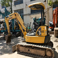 Secondhand komatsu pc40 japanese MINI komatsu japan crawler excavator for sale