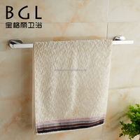 News Bathroom accessories simple style zine alloy towel shelf hardward pendant towel bar