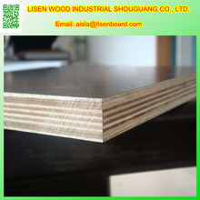 Birch Core Film Faced Plywood Specifications, Bamboo Film Plywood Building Template