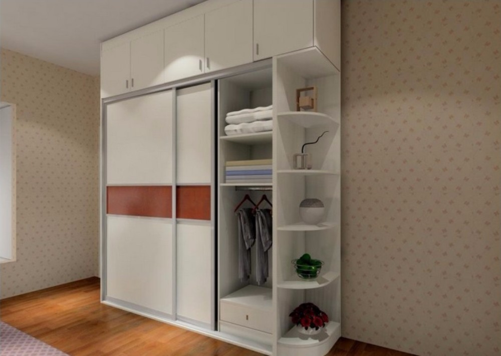 Cheap Sliding Wardrobe Doors Fitted Bedroom Furniture ...
