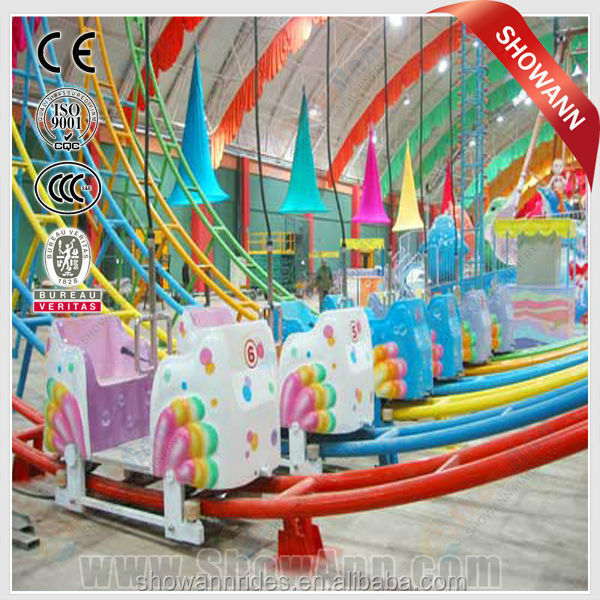 meniscus roller coaster car carnival rides for sale