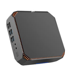 CK2 Mini PC Intel Atom Kaby_lake I3/I5/I7 Quad Core Support for Win10 WiFi BT 4.0