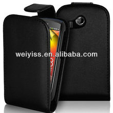Pu Leather Back Case For HTC Explorer a310ew