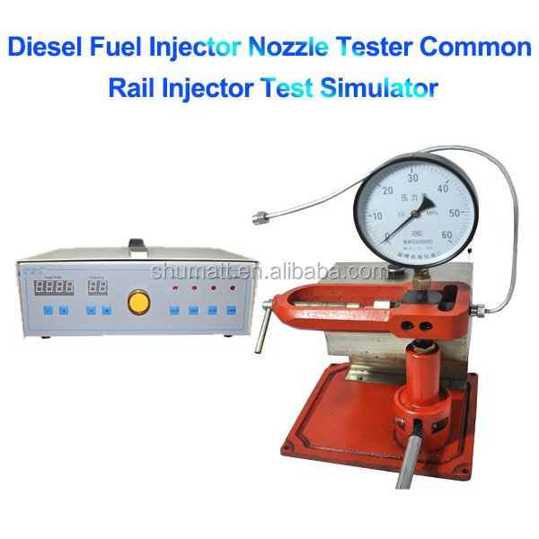 professional injecteur common rail test simulator cr outils combin s de carburant testeur d. Black Bedroom Furniture Sets. Home Design Ideas