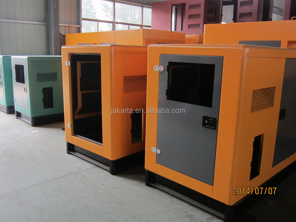 Cambodia 30KW Diesel Generator Set for sale