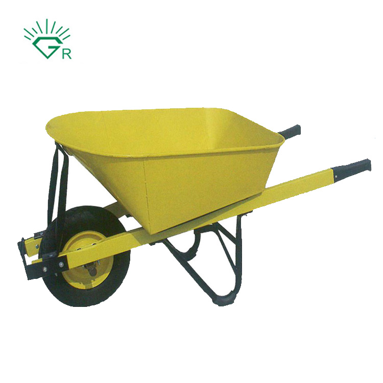Heavy duty Best Price Wheel barrow construction wheelbarrow with single wheel