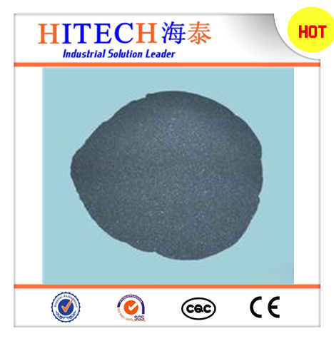 Zibo Hitech fused mullite low cement refractory mullite castable with good liquidity