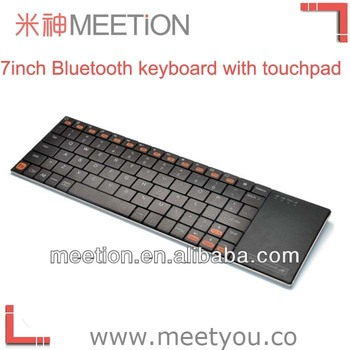 2.4g Rii Mini I8 Azerty Keyboard With Touchpad