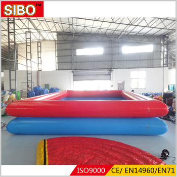 Top quality inflatable water slide outdoor swimming pool float for sale