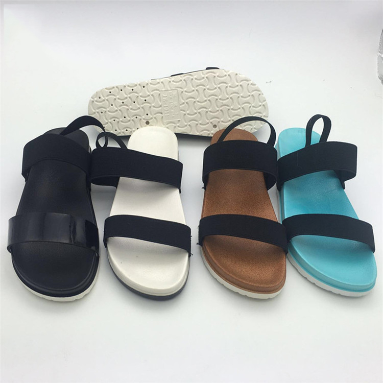 China Supplier New Model Women Ladies Summer Bulk Sandals
