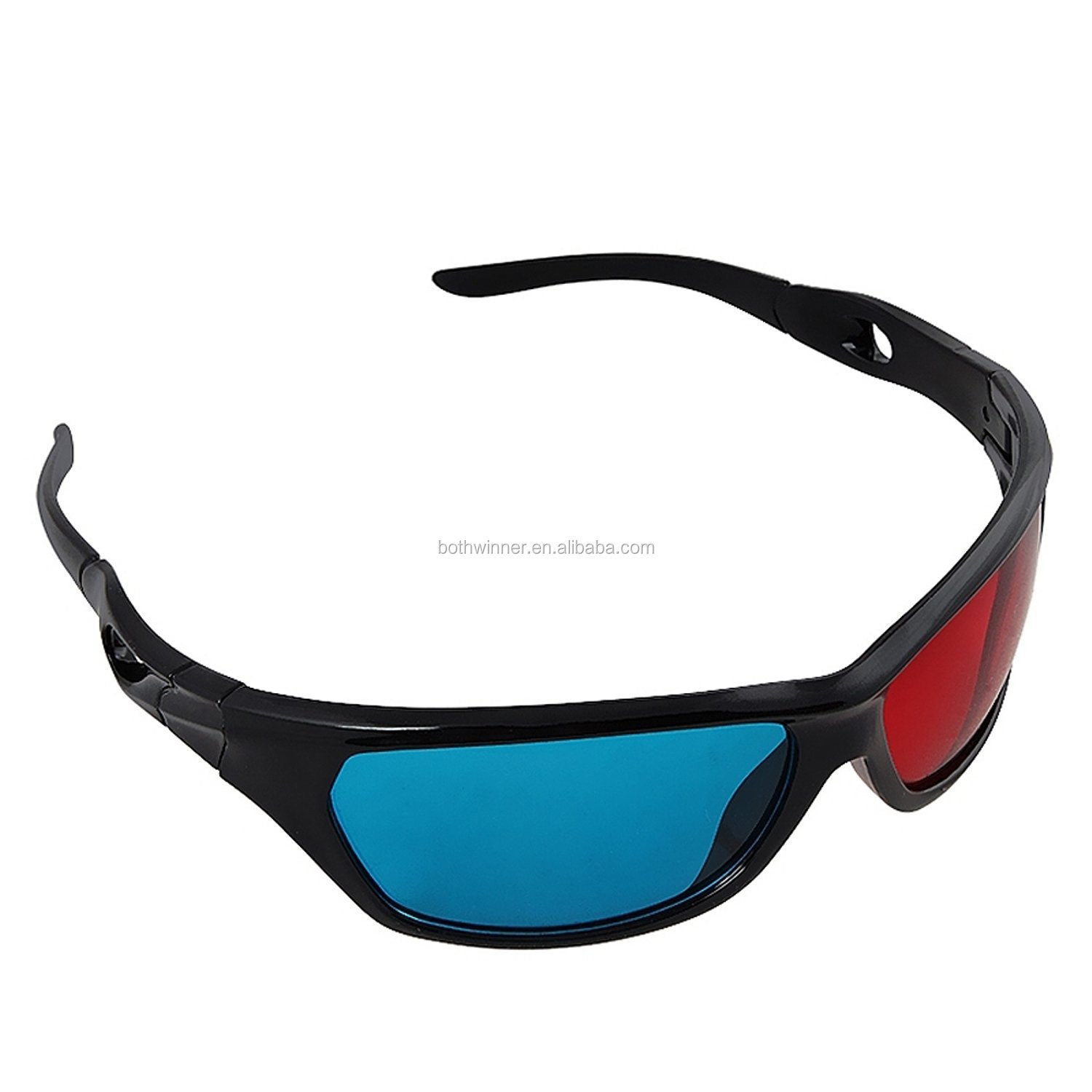 57b50d818a Red-blue   Cyan Anaglyph Simple style 3D Glasses 3D movie game-Extra Upgrade