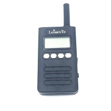 RISENKE KS658 di Sicurezza Walkie Talkie Mini Portatile 2 Way Radio