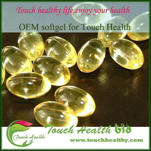 Touchhealthy supply nucleic acid softgel