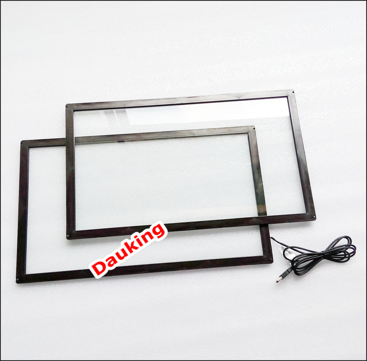 12.1,15,15.6,17.3,18.5,19,21.5 Inch Low Price Ir Touch Screen Frame ...