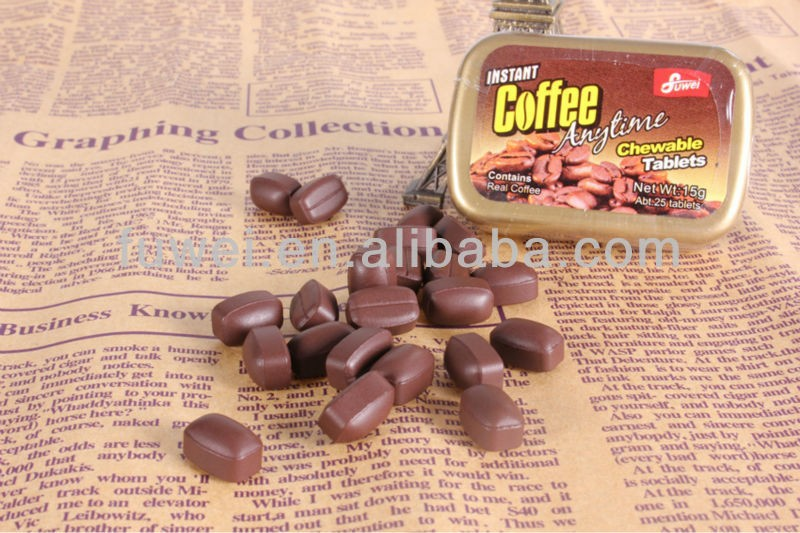 Coffee Tablets Candies