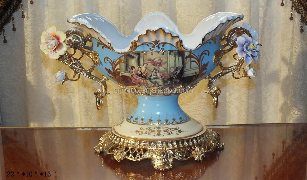 31f00e291ab Porcelana Do Vintage De Decoração Para Casa De Luxo Europeu