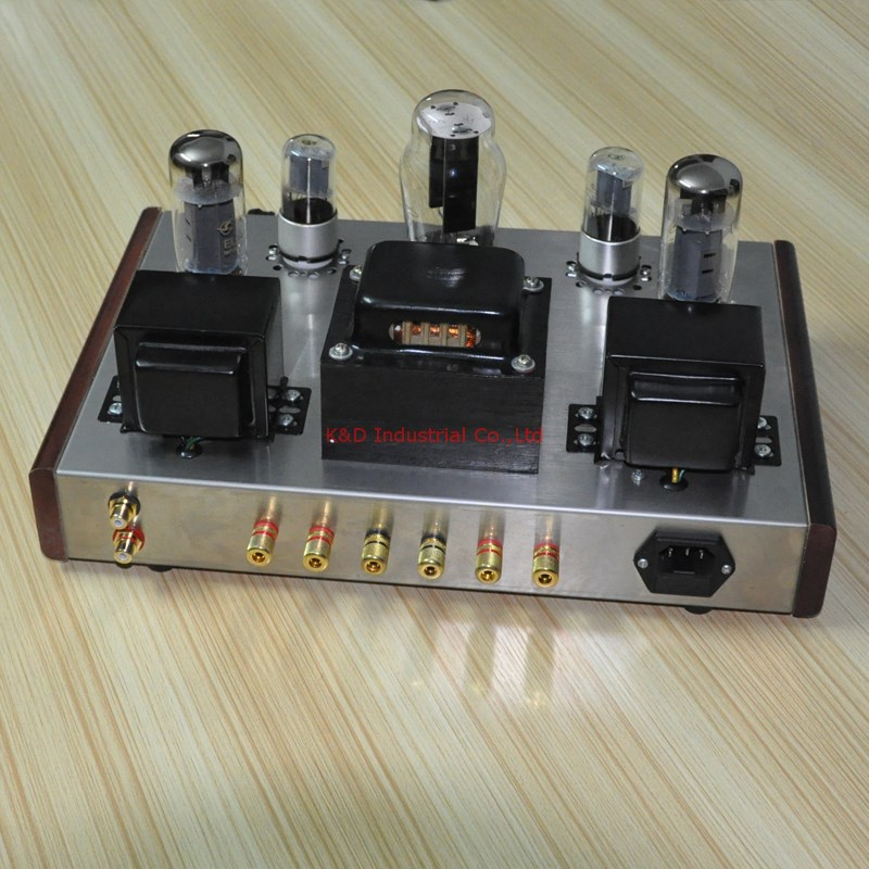 EL34 Single End Vacuum Tube Amplifier