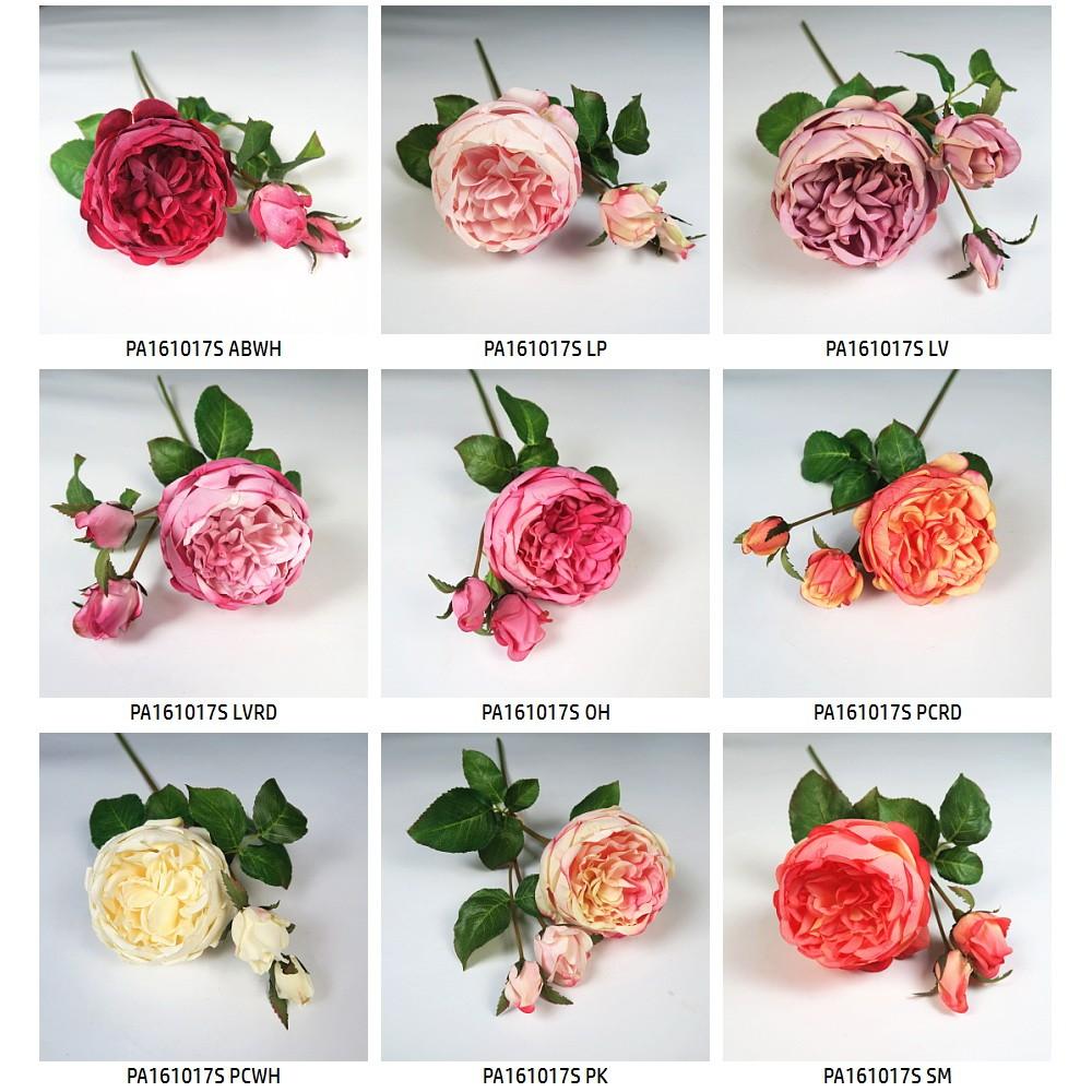 blush rose et vert chou rose pour le mariage bouquet - buy bouquet