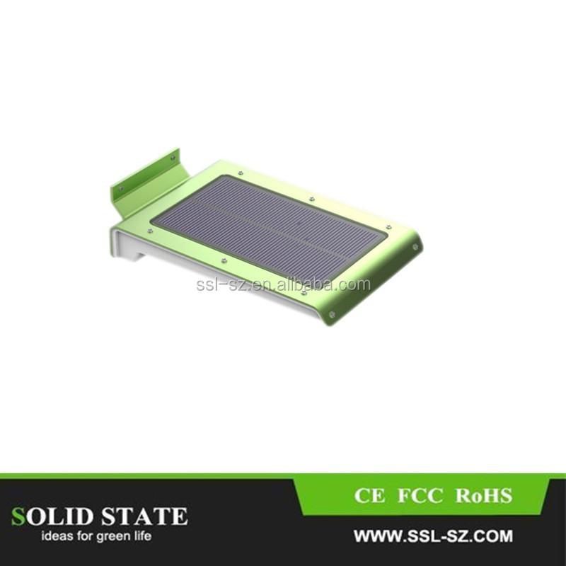 Alibaba ext rieure led solaire d tecteur de mouvement for Poteau led exterieur