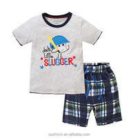 cheap goods from china 2-7 years boys children clothing 2016 sets kids clothes online