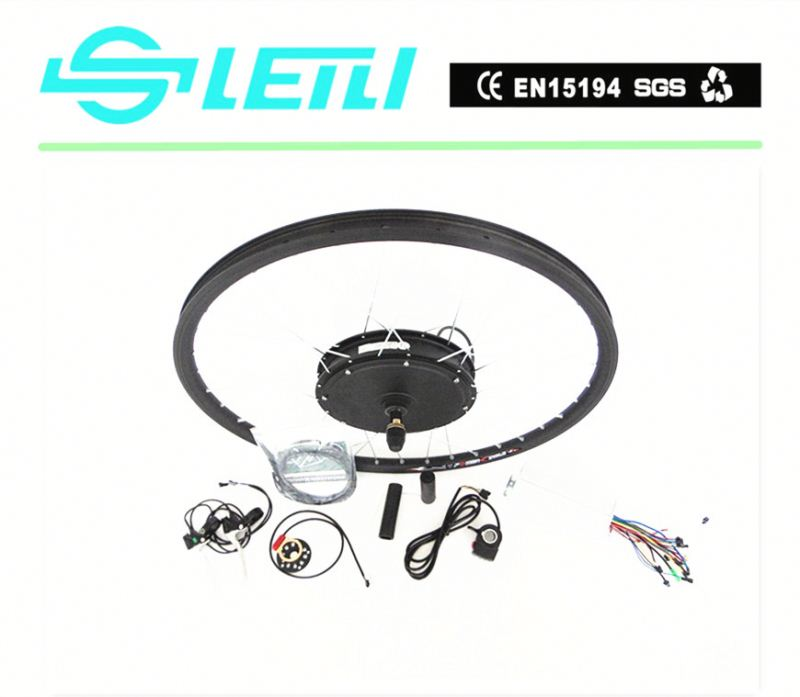 ebike kit 1500watt motor with 60v 40a electric bicycle motor high quality super motor kit