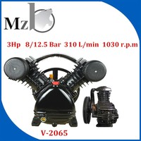 air compressor pump head with factory price air compressor pump and motor