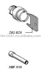ZB2 BZ8 and XBF X13 spare parts of pushbutton switch