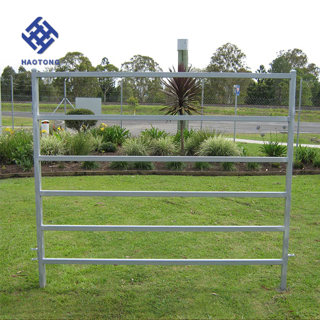 Factory supply concrete reinforcement wire mesh cheap fence panels cattle fence