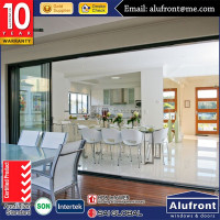 soundproof 5 stars energy rating Australia standard sliding door