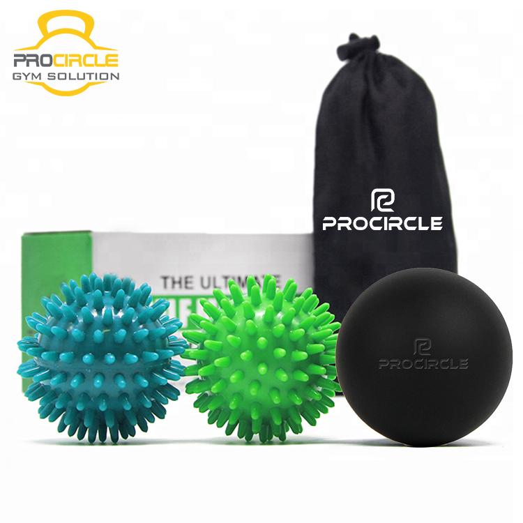 Procircle Yoga Foam EPP Massage Peanut Ball for Body Release
