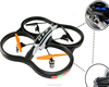 Top selling 2.4g 4CH RC Quadcopter UFO with Light