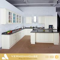 Modular kitchen cupboard door materials white gloss wood kitchen design ideas