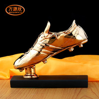 European cup golden boots trophy world cup trophy fans souvenirs award collectible