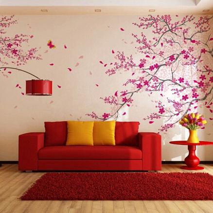 4 murs papier peint cuisine stunning merveilleux papier peint ado fille image chambre ado fille. Black Bedroom Furniture Sets. Home Design Ideas
