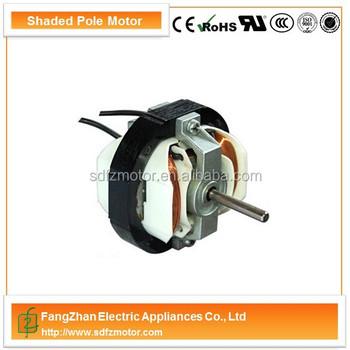 Small Household Appliances Motor Shade Pole Motor Fz5810b