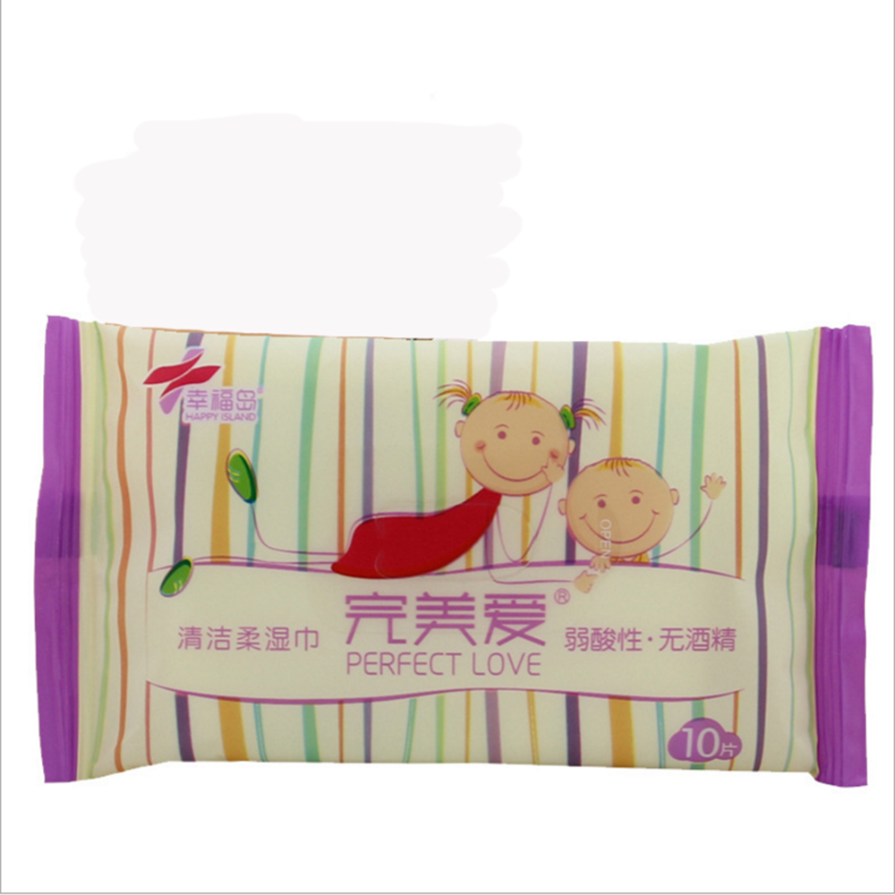 High Quality Competitive Baby Wet Wipe With napkins Wet tissue baby wet wipes disposable toilet