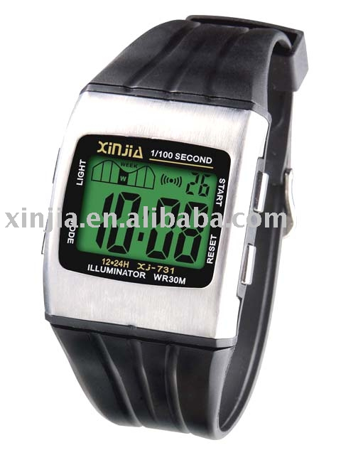 Digital Watch Xj-731