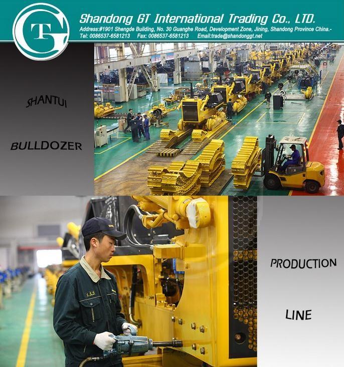 CHINA BRAND SHANTUI DOZER 16-17TON SD16 BULLDOZER FOR SALE