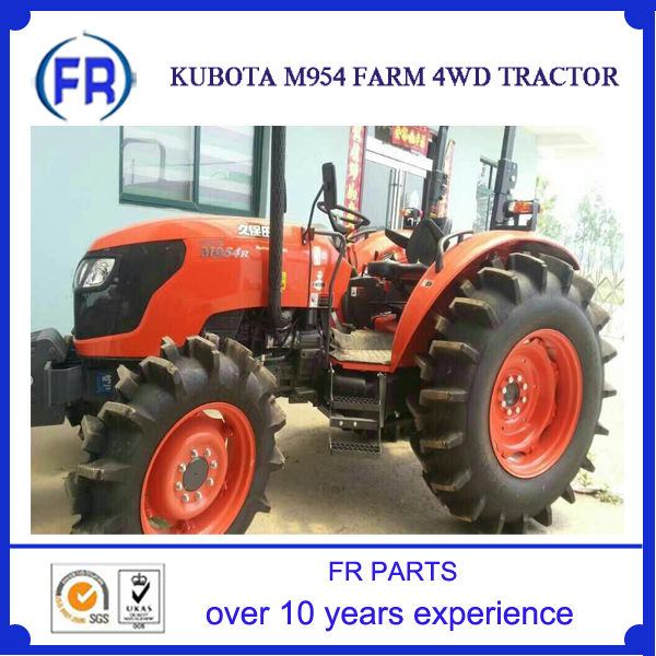 KUBOTA M954 4WD TRACTOR CHINESE HIGH QUALITY FARM SMALL TRACTOR