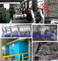 best price raw sugar refinery plant with advanced technology