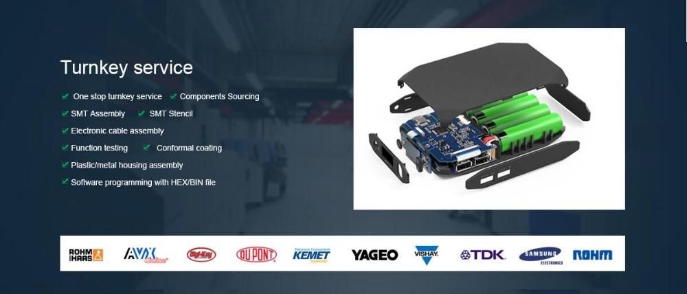 Shenzen Electronic Device Assembly Development PCBA Prototype