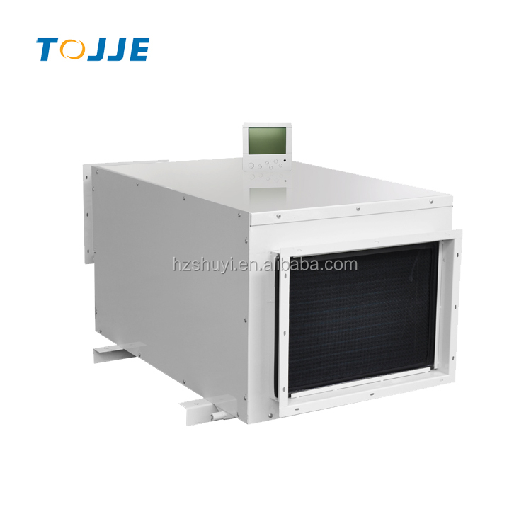 20L/D hot air ceiling mounted mini room dehumidifier for small basement