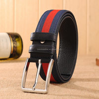 Cheap fashion canvas belt for men, Fabric Belts Wholesale